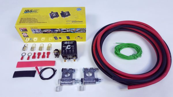 IBS-DBR Kit