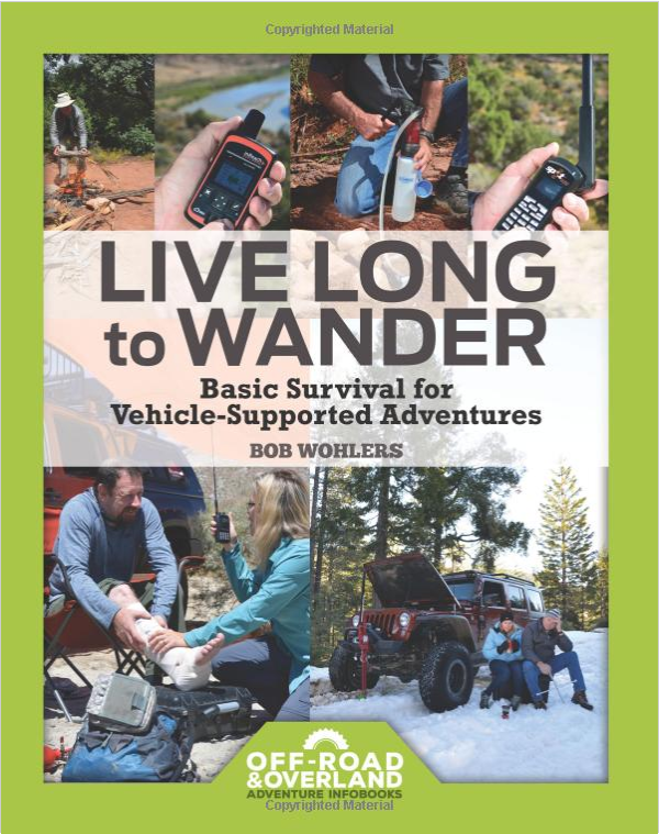 LIVE LONG TO WANDER