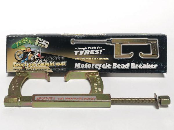 Motorcycle Beadbreaker