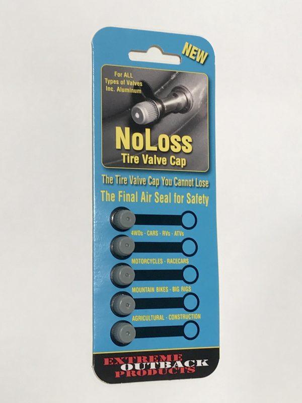 No Loss Plastic Tire Caps (5 Pack)